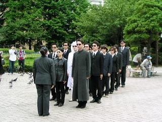 MATRIX in SENDAI